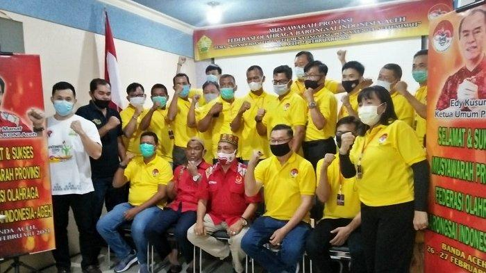 Kho Khie Siong Pimpin Pengprov Barongsai Aceh Optimis Dulang Medali Emas Di Pon Xxi Tahun 2024 Serambi Indonesia
