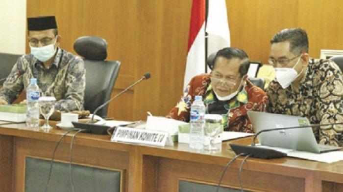 Haji Uma: Distribusi Dana Perimbangan Pusat dan Daerah Harus Sejahterakan Masyarakat