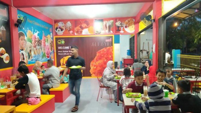 Al Fatih Fried Chicken Tawarkan 4 Pilihan Menu Andalan