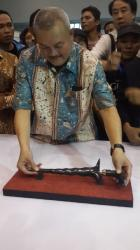 Gubernur Sumsel Alex Noerdin Tawar Batu Aceh Rp 50 Juta