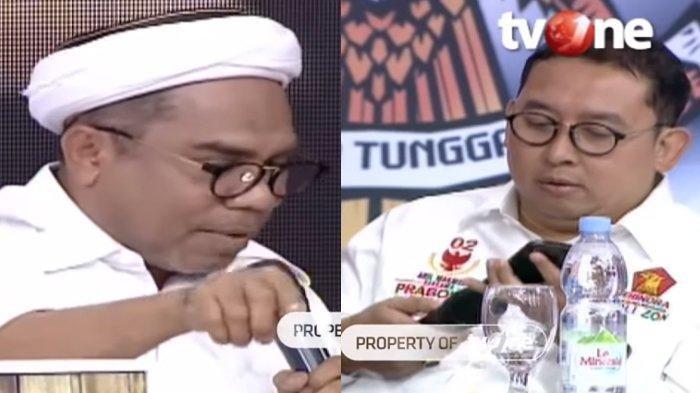 Fadli Zon Tanya Kepastian Pembebasan Baasyir, Fahri Hamzah Protes Jawaban Pedas Ali Ngabalin