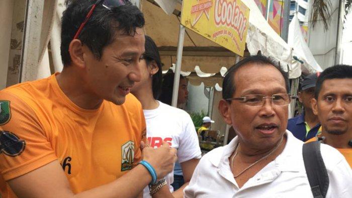 Wagub DKI Jakarta Sandiaga Uno Undang Penulis Berdarah Aceh Datang ke Kediamannya