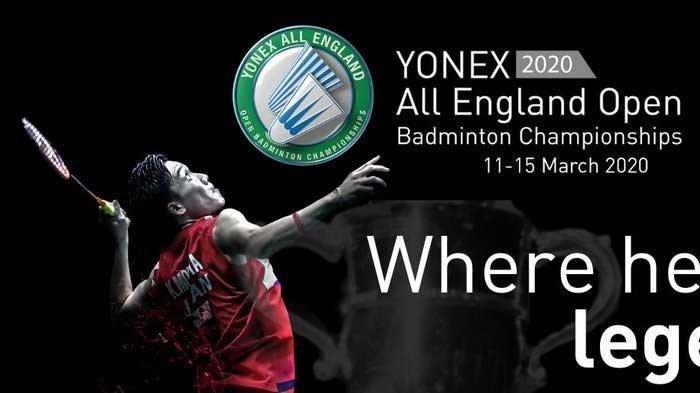 LIVE STREAMING Final All England Open 2020 - Minions dan Praveen Melati Berlaga Rebut Juara