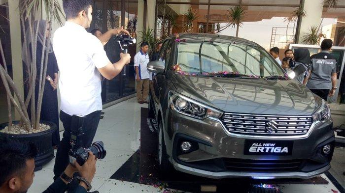 All New Ertiga Hadir di Banda Aceh, Lebih Modern dan Mewah, Ini Harganya