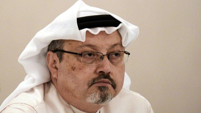 Almarhum Jamal Khashoggi