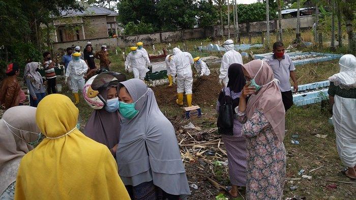 Pasien Probable Covid-19 yang Meninggal di RSUTP Abdya PensiunanPilot Asal Jakarta Selatan
