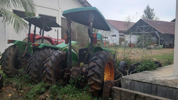 Enam Traktor dan 8 Combine Terbengkalai di Aceh Besar, Begini Penjelasan Dinas Pertanian