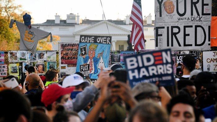 Dunia Menanti Perubahan Pasca Kekalahan Trump
