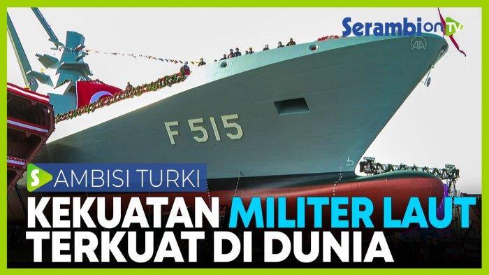 Kapal Fregat Pertama Turki Dilengkapi Dengan Persenjataan Ini