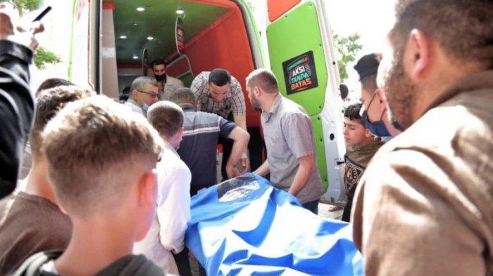 Serangan Israel ke Permukiman Sipil Renggut Nyawa 34 Anak, Satu di Antaranya Bayi Berusia 5 Bulan