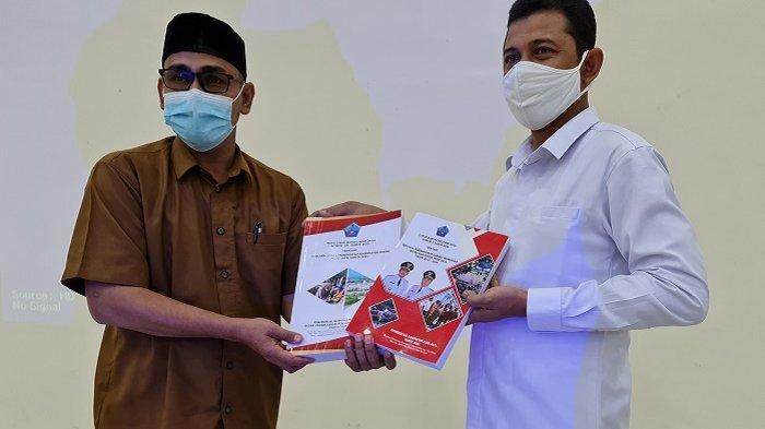 Kaji Kelengkapan Kabupaten Nominasi Anugerah AMI 2021 di Pidie Jaya, Ini yang Dilakukan Bappeda Aceh