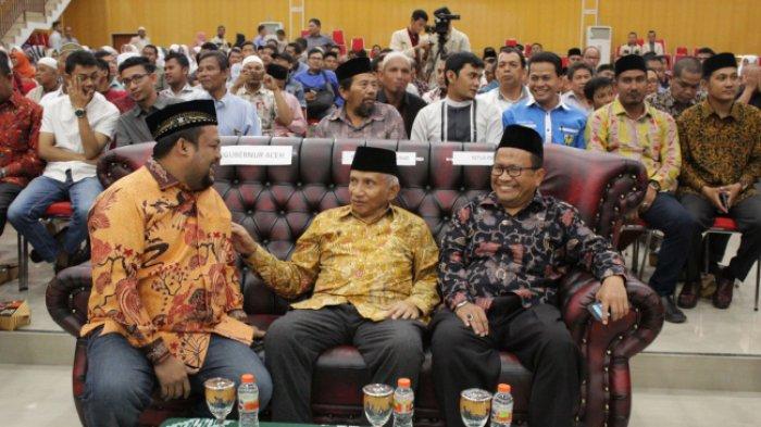 Amien Rais Sebut Islam di Indonesia Terancam
