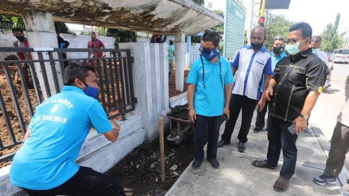 Menghadapi Lebaran Idul Fitri 1441 H, Wali Kota Banda Aceh Sidak Posko Reaksi Cepat PDAM, Ada Apa?