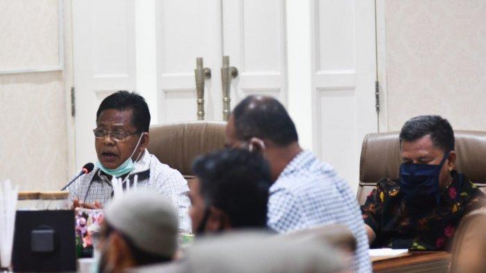 14 Juni 2020 Pemko Banda Aceh Tutup Total Pasar Peunayong, Pedagang Direlokasi ke Lamdingin