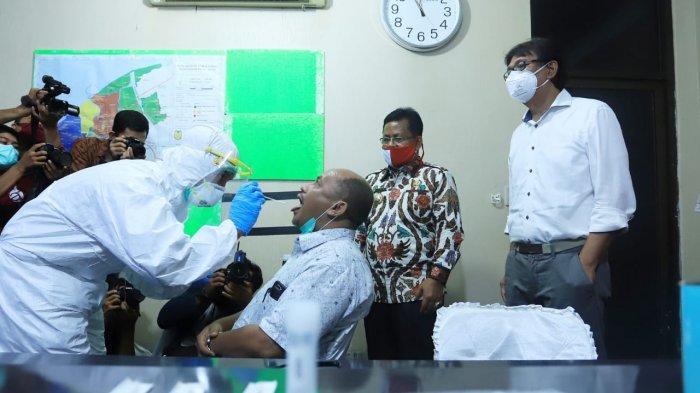 Pemko Banda Aceh Bersama Unsyiah Lakukan Tes Swab Corona Secara Massal, Sasar 1.300 Warga Kota