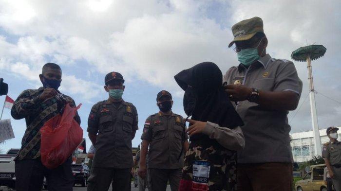 Ratusan Warga Terjaring Razia Masker di Banda Aceh, Ini Sanksinya Jika Mengulangi Pelanggaran