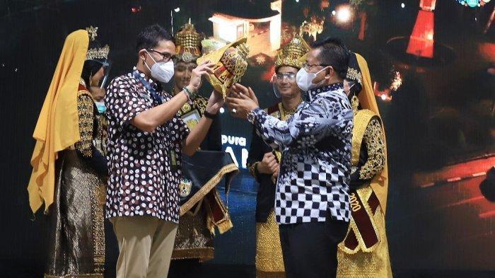 Menparekraf Dukung Wisata Halal Banda Aceh, Wali Kota Usul Revitalisasi Ulee Lheue dan Gampong Pande