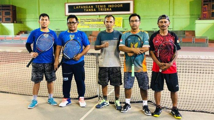 Kalahkan Empat Pasangan, Aminullah/Habibi Juara Turnamen Tenis All Star Aceh-Sumut