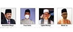 Kepemimpinan Amin-Zainal di Mata Ulama Aceh,4 Tahun Memimpin Banda Aceh