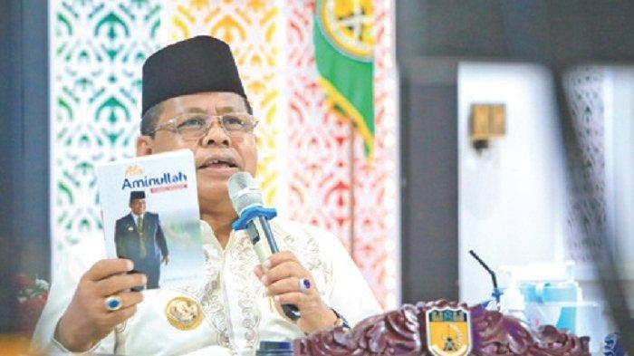 Aminullah Jadi Pembicara Seminar Nasional Ekonomi Syariah