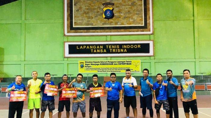 Aminullah/Habibi Juara di Medan