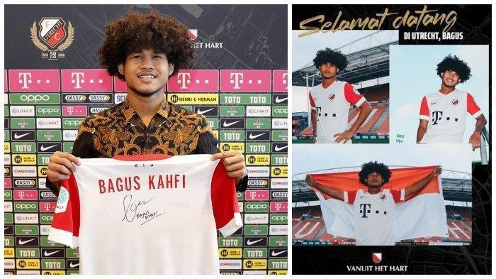 Bagus Kahfi Blak-blakan Buka Pengalaman Terindah di Sepakbola, Ternyata bukan Direkrut FC Utrecht