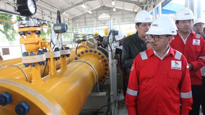 Pipa Distribusi Gas Rumah Tangga Rusak di Aceh Utara, Ini Penyebabnya
