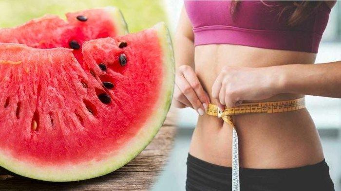 Ampuh Turunkan Berat Badan dengan Diet Semangka 5 Hari, Ini Caranya