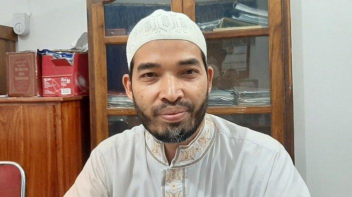Dosen Unimal Khatib Shalat Idul Fitri di Masjid Alfalah Sigli, Jamaah Harus Pakai Masker