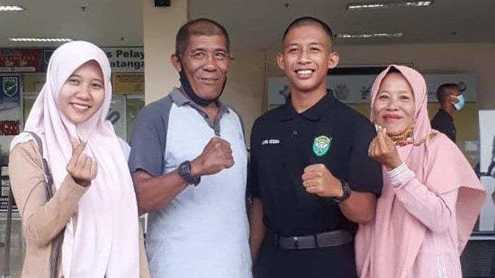 Putra Danramil Lulus Akademi Militer, Begini Reaksi Sekolah Tempat Wira Menempa Ilmu di Nagan Raya