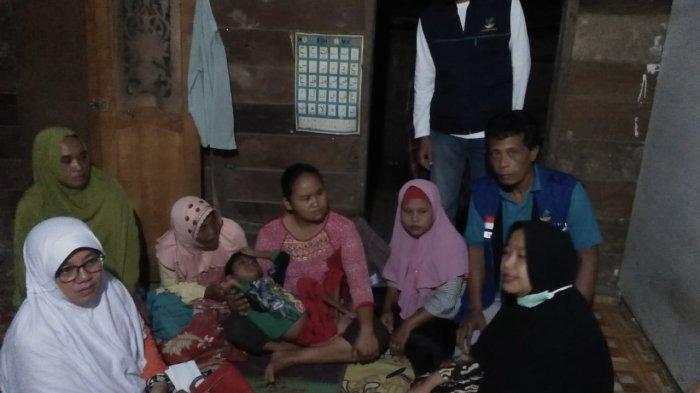 Bocah Lumpuh Layu Dirawat di RSU Zubir Mahmud,  Bupati Aceh Timur yang Langsung Perintah Jemput