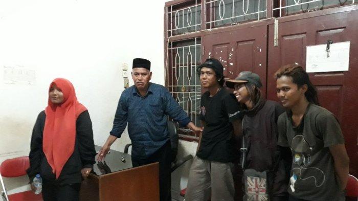 WH Kejar ABG Lelaki Berbaur Dengan Perempuan, Sering Balap Liar di Jalan Islamic Center Langsa