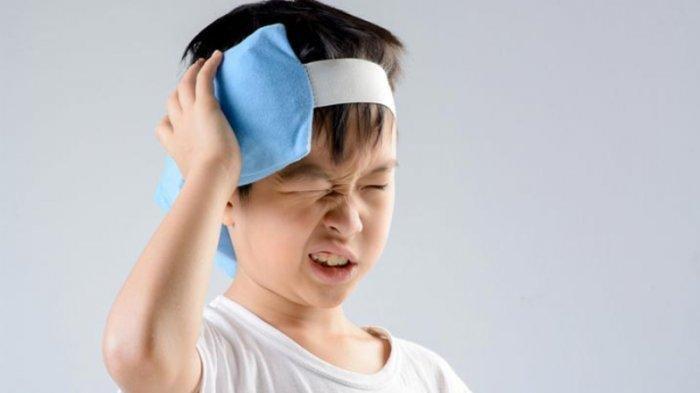 Anak Sakit Kepala? Coba Atasi dengan Empat Cara Alami Ini