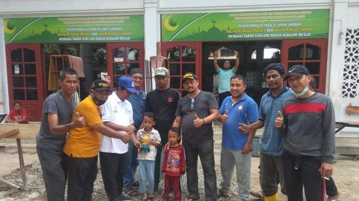 Anak Penjual Es Krim Infaqkan Seluruh Uang Celengan Selama Setahun untuk Pembangunan Masjid Taqwa