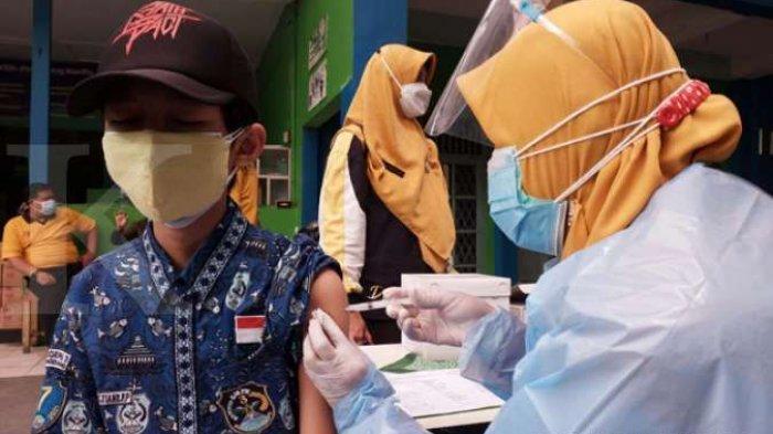 Keren! Sudah Lebih Setengah Juta Anak di Indonesia Mendapat Vaksinasi Covid-19