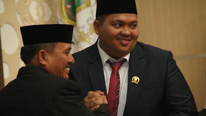 Anak Wali Kota Subulussalam, Ade Fadly Jabat Ketua Sementara DPRK Subulussalam