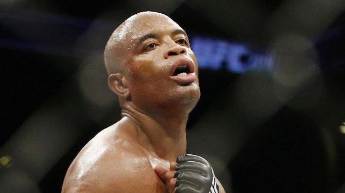 Legenda UFC Anderson Silva Resmi Umumkan Duel Tinju Lawan Mantan Juara Dunia