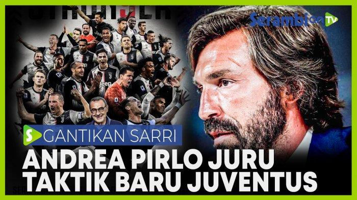 Dua Laga di Serie A Bakal Tentukan Masa Depan Pirlo di Juventus