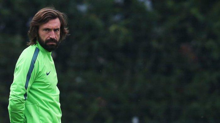 Andrea Pirlo Dituding Biang dari Kekalahan dan Penampilan Jeblok Juventus di Liga Champions
