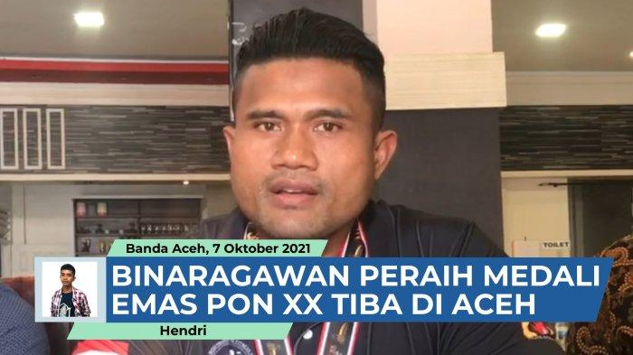 Andri Yanto Disambut Anggota DPRA dan Pengurus KONI