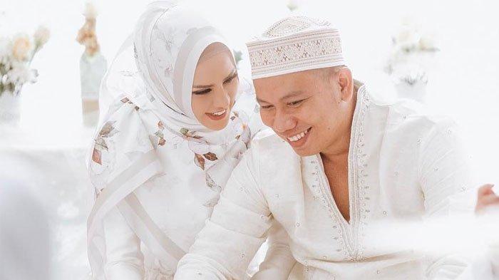 Sah! Angel Lelga dan Vicky Prasetyo Resmi Jadi Suami Istri, Begini Ijab Kabulnya & Deretan Mas Kawin