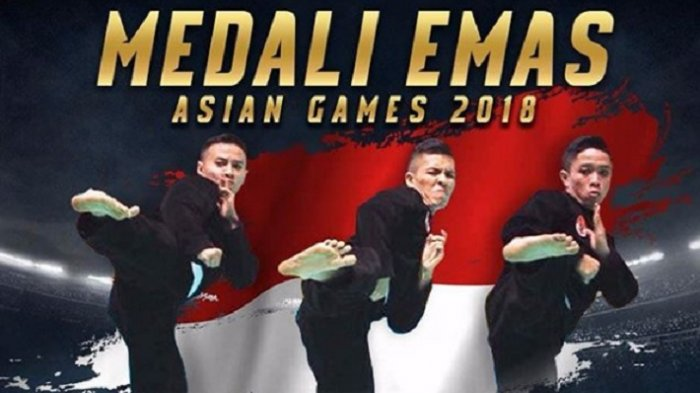 Klasemen Akhir Perolehan Medali Asian Games 2018, China 132 Medali Emas dan Rekor 5 Negara