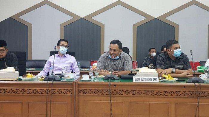Anggota DPRA Usul Revisi Qanun LKS