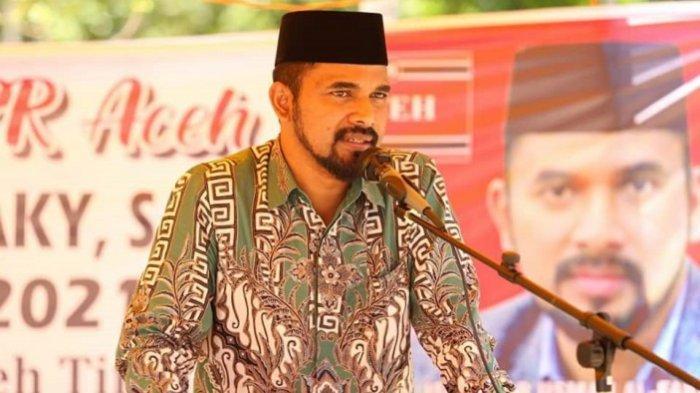 Reses Anggota DPRA Tahun 2021, Al-Farlaky Silaturrahmi dengan Pimpinan dan Santri Dayah