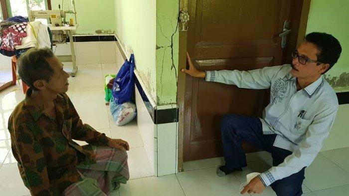 Warga Curhat ke DPRA, Rumah Mereka Retak Diduga Dampak Pengambilan Bahan Baku Semen, Ini Kata PT SBA