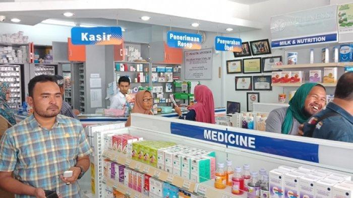 Dinkes Aceh Barat Miliki Persediaan Masker Mencukupi, Antisipasi Pencegahan Virus Corona