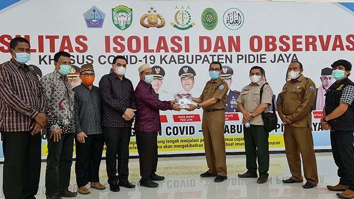 DPRK Aceh Barat Studi Banding ke Pidie Jaya