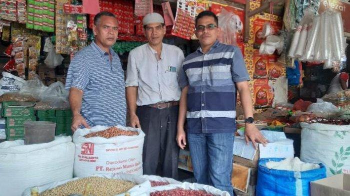DPRK Aceh Besar Pantau Stok Sembako di Pasar Lambaro, Harga Merangkak Naik Jelang Ramadhan