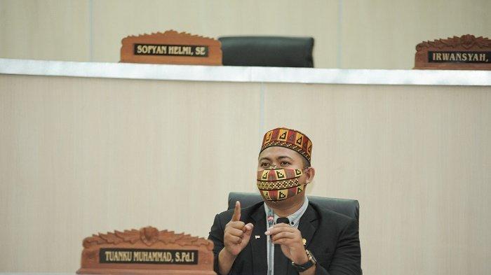 DPRK Banda Aceh Dorong Tim Satgas Covid-19 Tegas Terhadap Penerapan Perwal, Ini Kata Tuanku Muhammad
