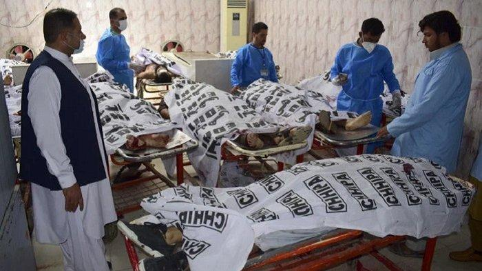 Pasukan Pakistan GerebekPersembunyian ISIS, 11 Militan Ditembak Mati